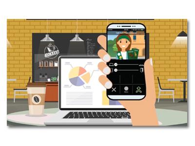 Enjoy a Free-Range Lifestyle with Aiphone's IXG Series Mobile-App